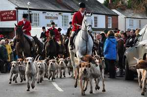 Support for Boxing Day hunts reinforces need for repeal of the Hunting Act