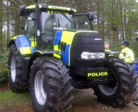 Rural crime survey: £800m bill