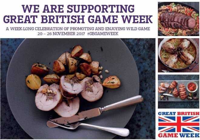 Up your game for Great British Game Week