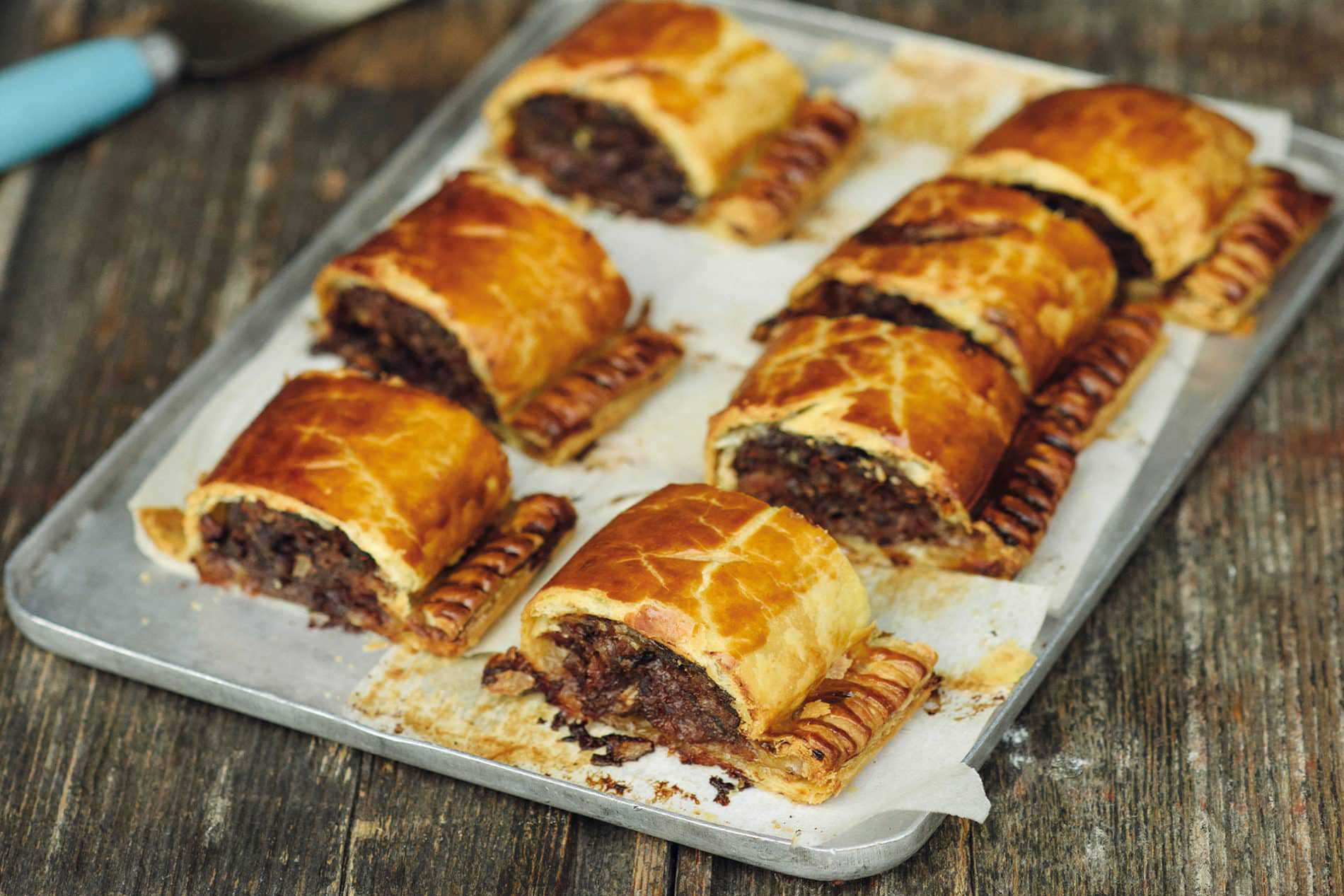 9 ultimate game sausage rolls for Great British Game Week