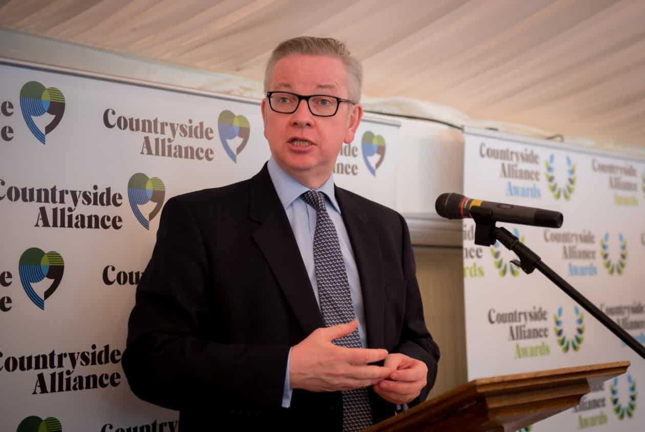 Gove's speech points to challenging year ahead - January 4th, 2019