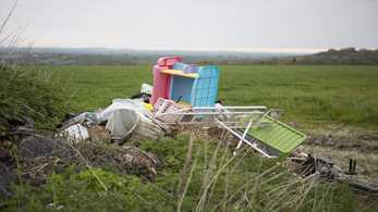 Increase in fly-tipping is rubbish
