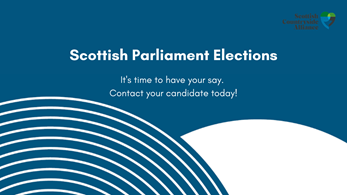 Scottish Parliament Elections 2021: It's time to have your say
