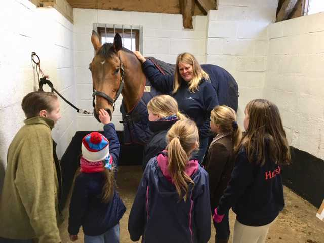 Junior Hunt Club thrives on its first anniversary