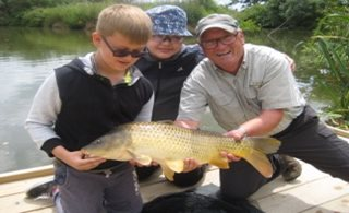 Tip of the month for young anglers: November 2019 - Any fly goes!
