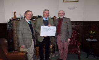 Spalding Dinner raises £8,750 for the Countryside Alliance's Campaign for Shooting