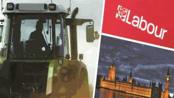 Labour criticised over amendment that would remove financial assistance to farmers