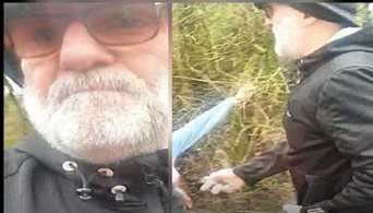 West Midlands Hunt Saboteur convicted of assault after shocking attack