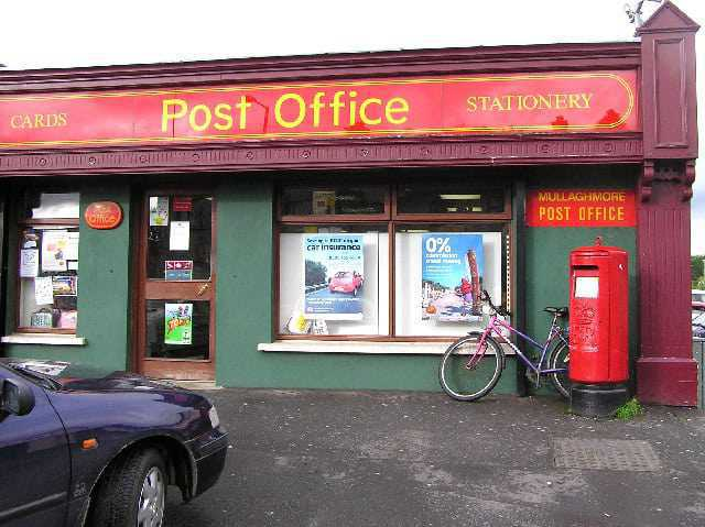 Countryside Alliance Briefing Note - Rural Post Offices - 13 December 2018