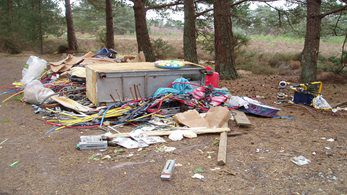 The Countryside Alliance responds to the latest Government statistics on fly-tipping