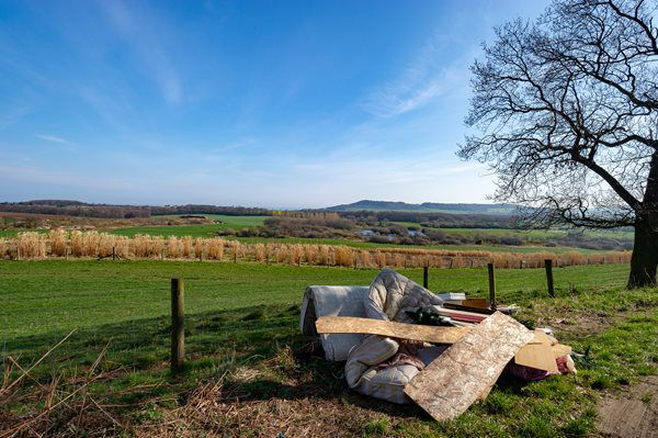 House of Lords debate fly-tipping in rural areas