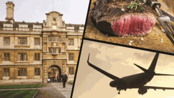 Cambridge University Red Meat Ban: Flight of the Hypocrites