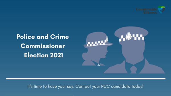 Police and Crime Commissioner Elections: It's time to have your say