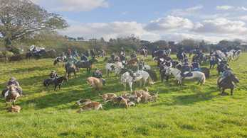 Hunts welcome newcomers across the UK