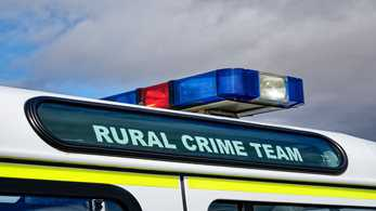 One in four not reporting crime they were a victim of in rural areas